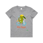 Bike Happy - Kids Youth T shirt