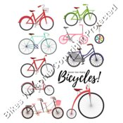 Too Many Bicycles