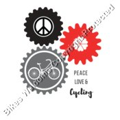 Peace Love and Cycling
